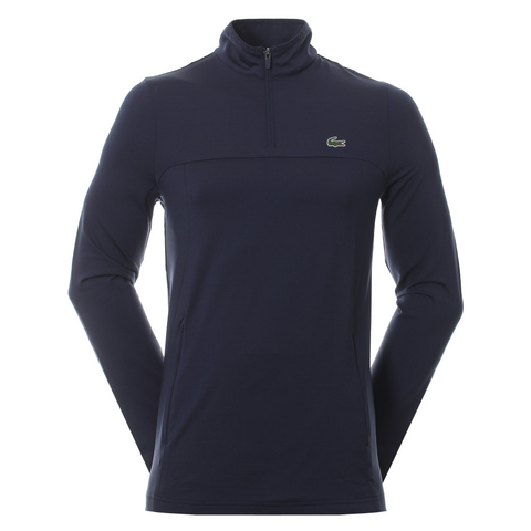 Lacoste Ribbed Sport Top MenAlive & Dirty
