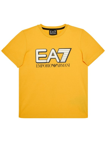 Emporio Armani EA7 Large Logo T-Shirt InfantAlive & Dirty