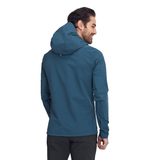 Mammut Aenergy Pro Softshell Hooded Jacket MenAlive & Dirty
