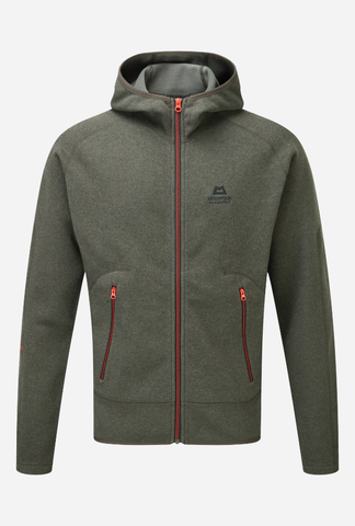 Mountain Equipment Kore Full-Zip Hooded Top MenAlive & Dirty