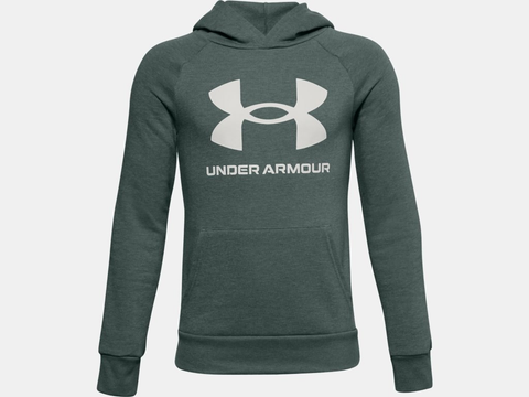Under Armour Rival Fleece Hoody JuniorAlive & Dirty
