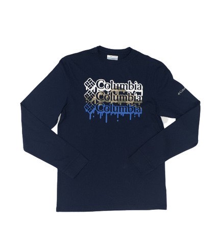Columbia Outer Bounds Long Sleeve T-Shirt MenAlive & Dirty