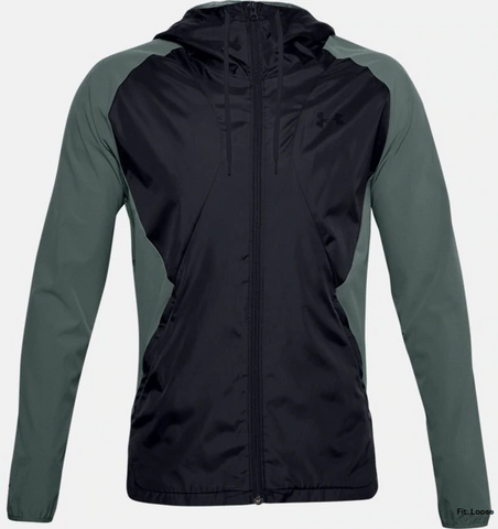 Under Armour Streth-Woven HD Jacket MenAlive & Dirty
