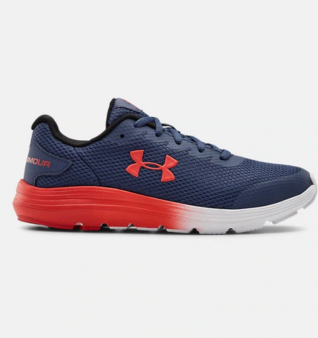 Under Armour Surge 2 Running Shoes JuniorAlive & Dirty