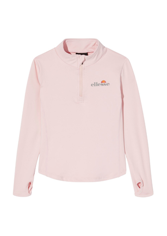 Ellesse Runio 1/4 Zip Long Sleeve Top JuniorAlive & Dirty