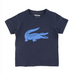 Lacoste Big Croc Logo T-Shirt JuniorAlive & Dirty
