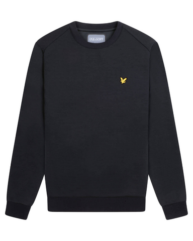 Lyle & Scott Tech Crew Fleece Top MenAlive & Dirty
