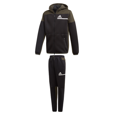 adidas Z.N.E. AEROREADY Full-Zip Tracksuit JuniorAlive & Dirty