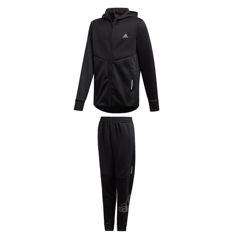adidas AEROREADY Full-Zip Tracksuit JuniorAlive & Dirty