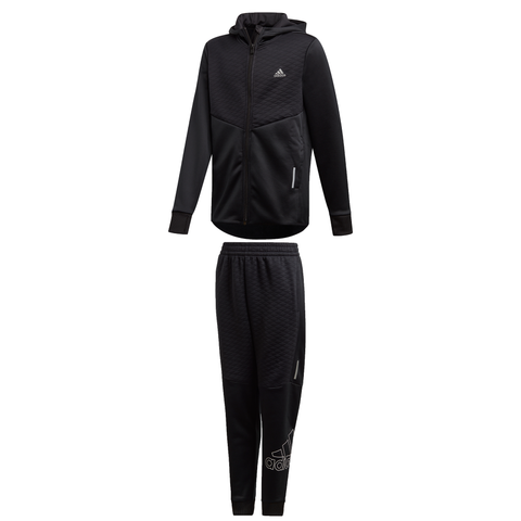 adidas IW Full Zip Tracksuit InfantAlive & Dirty