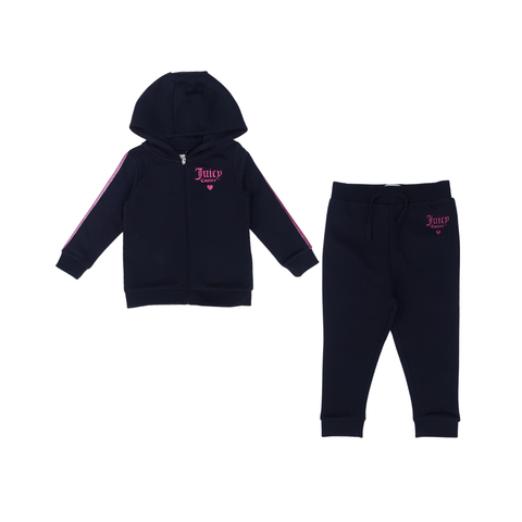 Juicy Couture Heart Jogger Set BabyAlive & Dirty