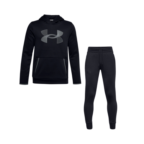 Under Armour FLC Hooded Tracksuit JuniorAlive & Dirty