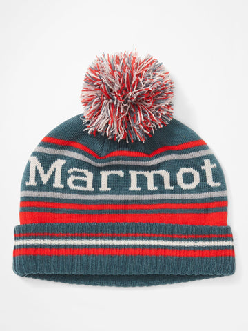 Marmot Retro Pom Beanie JuniorAlive & Dirty