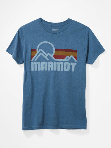 Marmot Coastal Short Sleeve T-Shirt MenAlive & Dirty