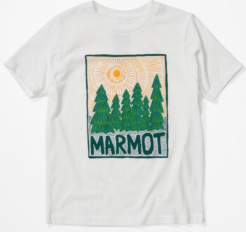 Marmot Purview Short Sleeve T-Shirt InfantAlive & Dirty