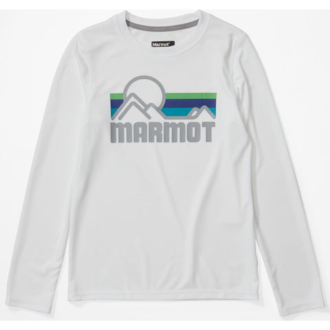 Marmot Windridge Long Sleeve T-Shirt JuniorAlive & Dirty