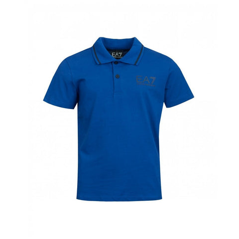EA7 Logo S/S Polo JuniorAlive & Dirty