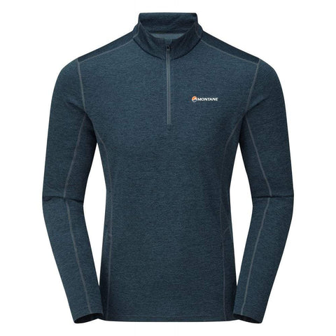 Montane Dart Zip Neck T-Shirt MenAlive & Dirty