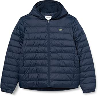 Lacoste Insulated Baffle Jacket MenAlive & Dirty