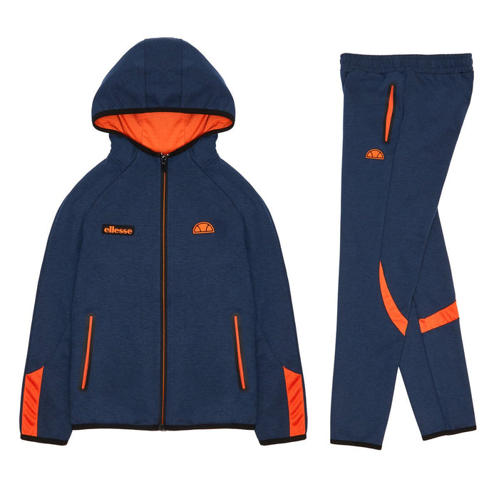 Ellesse Herberto Full-Zip Trackuit JuniorAlive & Dirty