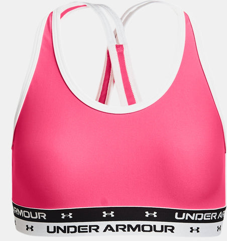 Under Armour Crossback Sports Bra JuniorAlive & Dirty