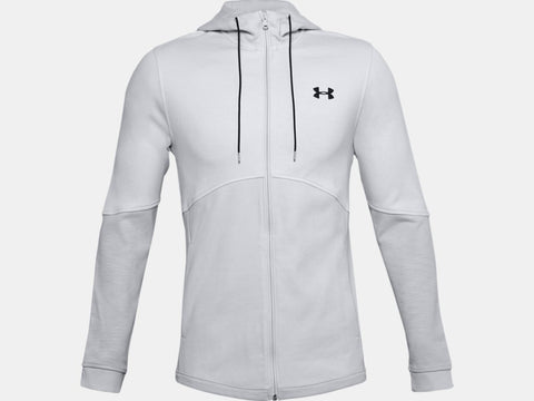Under Armour Double Knit Full Zip Hoodie MenAlive & Dirty