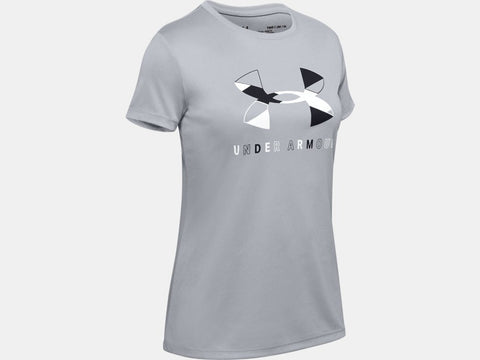Under Armour Tech Big Logo T-Shirt JuniorAlive & Dirty