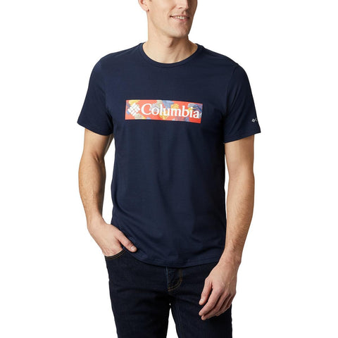 Columbia Rapid Ridge Graphic T-Shirt MenAlive & Dirty
