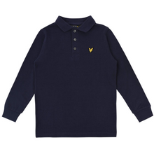 Classic long Sleeve Polo Shirt Junior'sAlive & Dirty