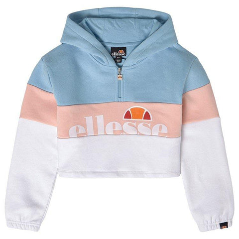 Ellesse Mercina Crop Top JuniorAlive & Dirty