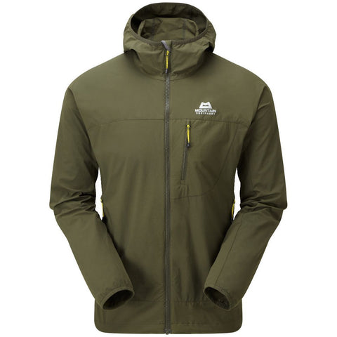 Mountain Equipment Echo Hooded Jacket MenAlive & Dirty
