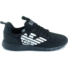 EA7 Simple Racer Cordura Trainers MenAlive & Dirty