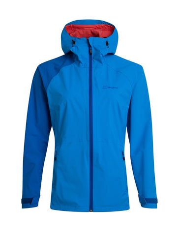Berghaus Deluge Pro Waterproof Jacket WomenAlive & Dirty