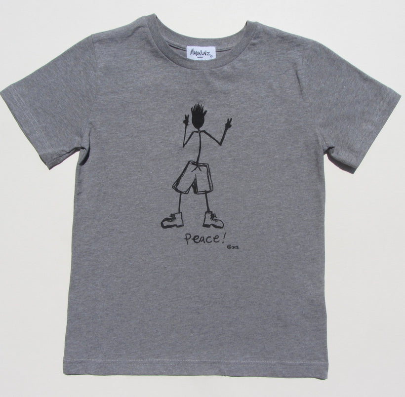 Kid's Organic Cotton T-Shirts