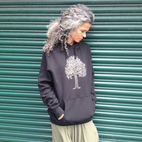 Tree on Men's/Unisex Hoodies