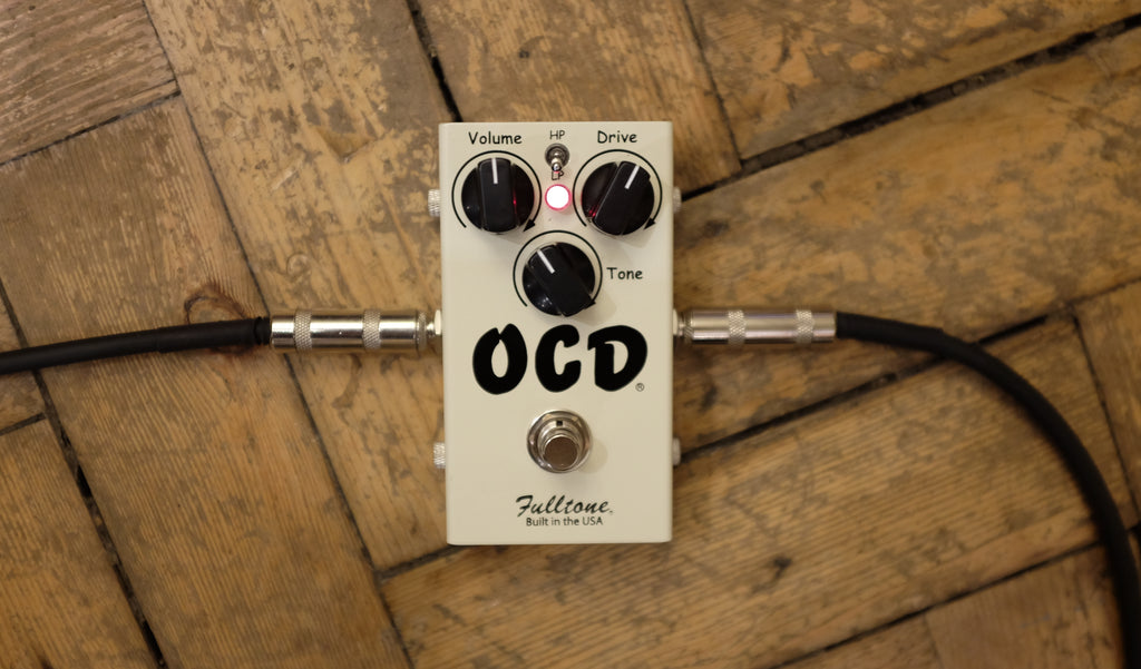 Fulltone V2 OCD released!
