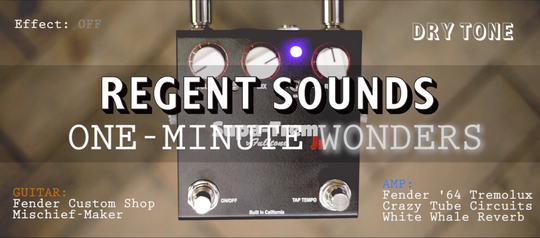 One-Minute Wonders – Our New 60-Second YouTube Series
