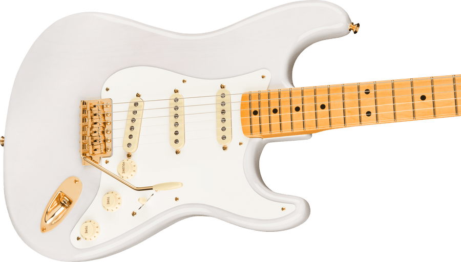 Fender Ltd Ed American Original 50s Stratocaster Mary Kaye White Blonde MN - Regent Sounds