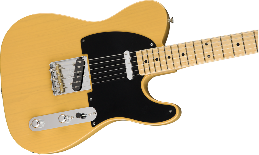 Fender American Original 50s Telecaster Butterscotch Blonde MN - Regent Sounds