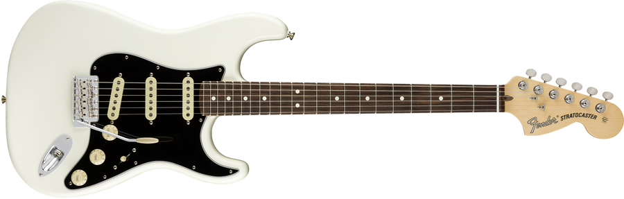 Fender American Performer Stratocaster Arctic white RW - Regent Sounds