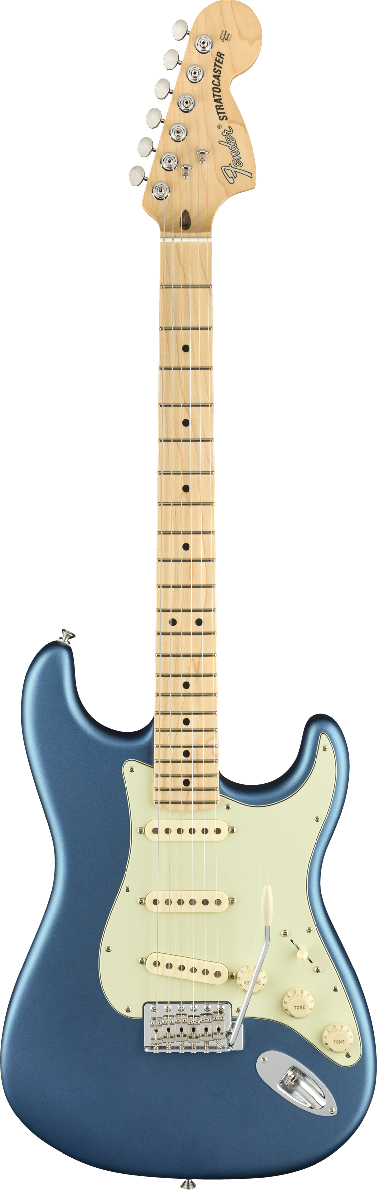 Fender Performer Stratocaster Satin Lake Placid Blue MN - Regent Sounds
