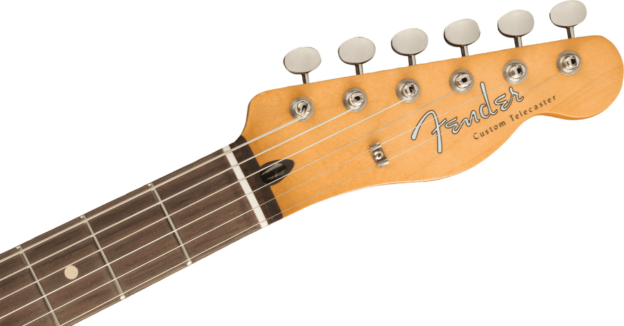 Fender Artist Series Jason Isbell Telecaster Road Worn 3-Colour Chocolate Burst - Regent Sounds