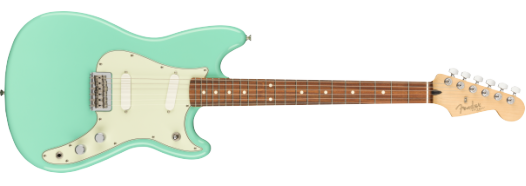 Fender Player Series Duo-Sonic Seafoam Green - Regent Sounds