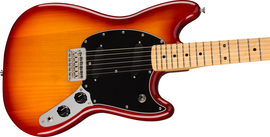 Fender Player Mustang Sienna Sunburst MN - Regent Sounds