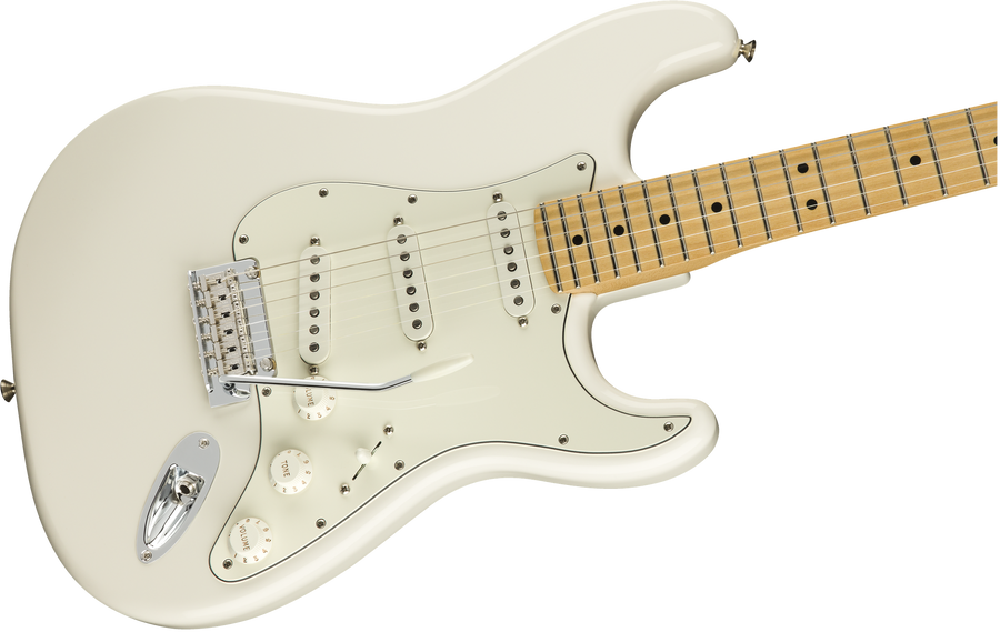 Fender Player Stratocaster Polar White MN - Regent Sounds
