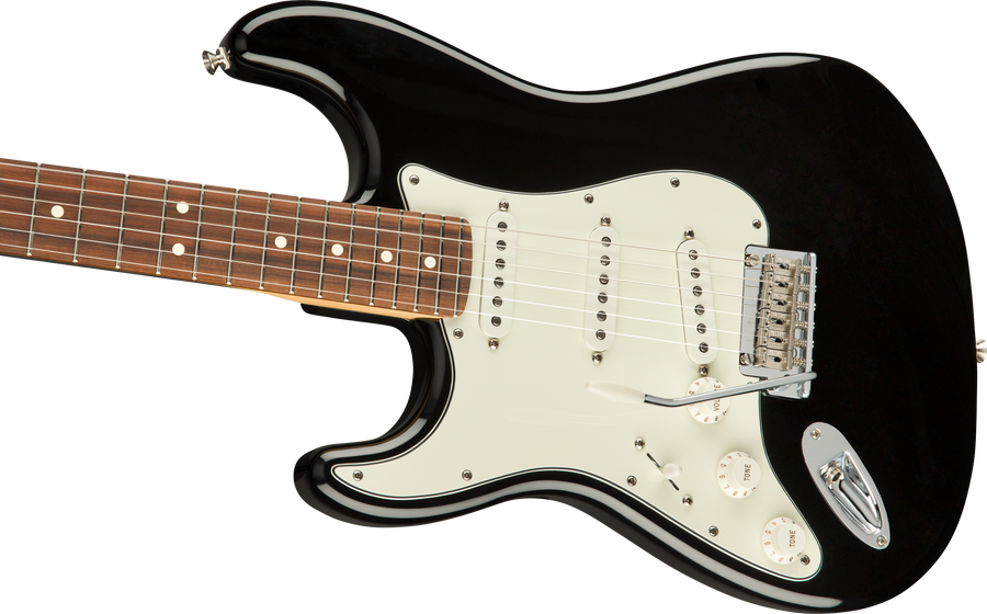 Fender Player Stratocaster Black LH PF - Regent Sounds