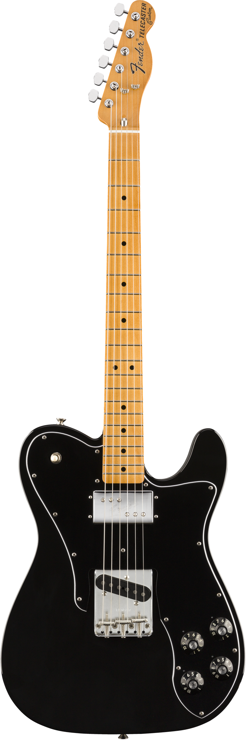 Fender Vintera 70s Telecaster Custom Black MN - Regent Sounds
