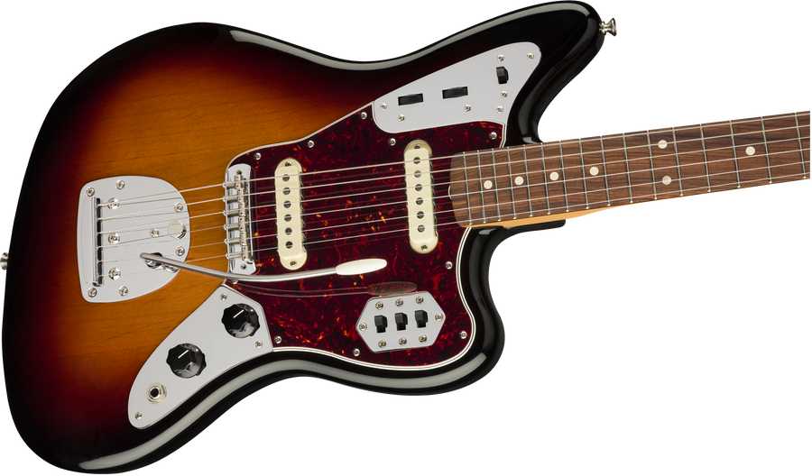 Fender Vintera 60s Jaguar 3 Colour Sunburst PF - Regent Sounds