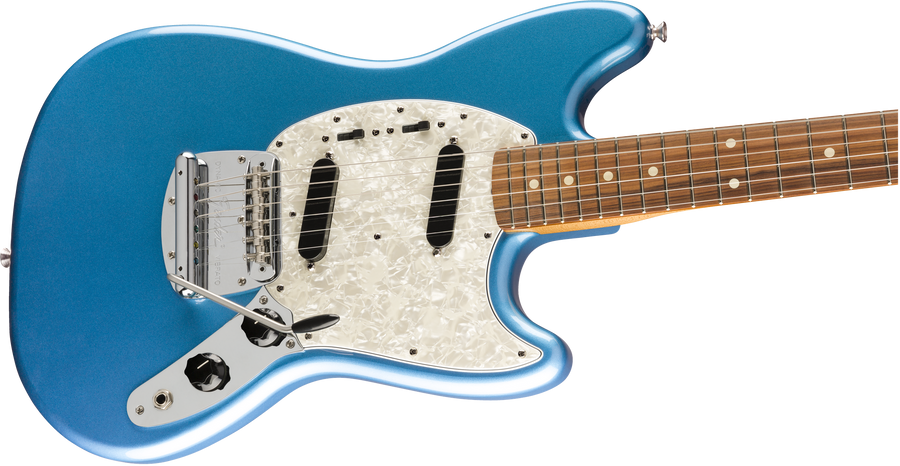 Fender Vintera 60s Mustang Lake Placid Blue PF - Regent Sounds