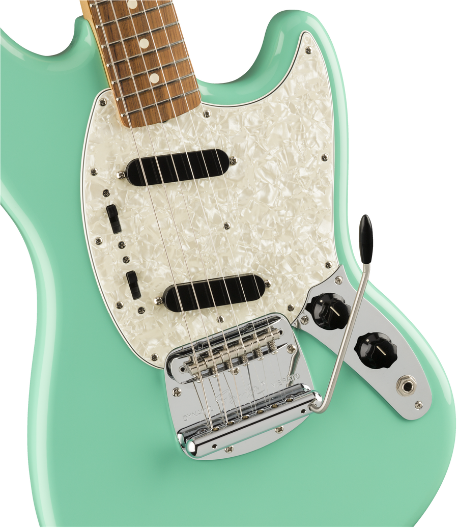 Fender Vintera 60s Mustang Sea Foam Green PF - Regent Sounds